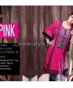Hadiqa Kiani Mid Summer Dresses 2014 For Girls 8