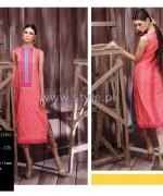 Hadiqa Kiani Mid Summer Dresses 2014 For Girls 9