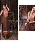 Hadiqa Kiani Mid Summer Dresses 2014 For Women 1