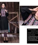 Hadiqa Kiani Mid Summer Dresses 2014 For Women 2