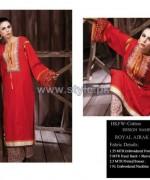 Hadiqa Kiani Mid Summer Dresses 2014 For Women 4