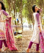 House Of Ittehad Cotton Dresses 2014 For Mid Summer 1