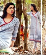 House Of Ittehad Cotton Dresses 2014 For Mid Summer 2