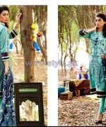 House Of Ittehad Cotton Dresses 2014 For Mid Summer 5