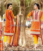 House Of Ittehad Cotton Dresses 2014 For Mid Summer 6
