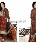 House Of Ittehad Cotton Dresses 2014 For Women 11