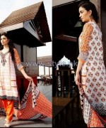 House Of Ittehad Cotton Dresses 2014 For Women 12
