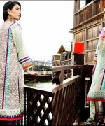 House Of Ittehad Cotton Dresses 2014 For Women 7