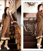 House Of Ittehad Cotton Dresses 2014 For Women 8