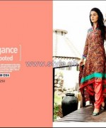 House Of Ittehad Cotton Dresses 2014 For Women 9