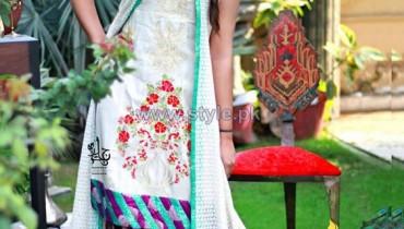 Jannat Nazir Eid Dresses 2014 For Women 11