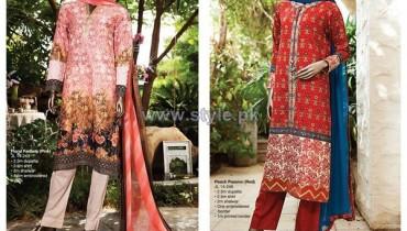Junaid Jamshed Mid Summer Dresses 2014 For Women 16