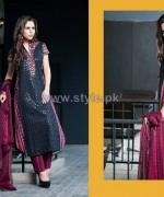 Kalyan Eid-Ul-Azha Dresses 2014 By ZS Textiles 2