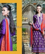 Kalyan Eid-Ul-Azha Dresses 2014 By ZS Textiles 6