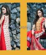 Kalyan Eid-Ul-Azha Dresses 2014 By ZS Textiles For Women 10