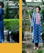 Kalyan Eid-Ul-Azha Dresses 2014 By ZS Textiles For Women 11
