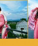 Kalyan Eid-Ul-Azha Dresses 2014 By ZS Textiles For Women 12