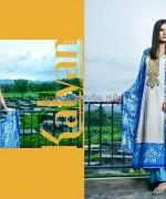 Kalyan Eid-Ul-Azha Dresses 2014 By ZS Textiles For Women 13