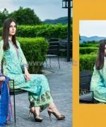 Kalyan Eid-Ul-Azha Dresses 2014 By ZS Textiles For Women 14