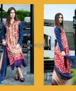 Kalyan Eid-Ul-Azha Dresses 2014 By ZS Textiles For Women 9