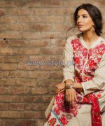 Khaadi Cambric Collection 2014 For Autumn 3