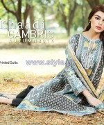 Khaadi Cambric Collection 2014 For Autumn 4