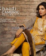 Khaadi Cambric Collection 2014 For Autumn 5