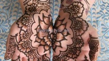 Latest Hand Mehndi Designs For Eid-Ul-Azha 2014 10