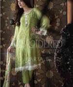 Maria.B Embroidered Wear Collection 2014 For Women 001