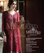 Maria.B Embroidered Wear Collection 2014 For Women 004