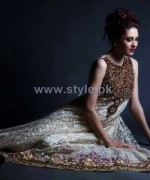 Mina Hasan Formal Wear Dresses 2014 For Women 5