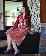 Nadia Farooqi Eid-ul-Azha Dresses 2014 For Girls 1