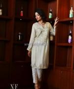 Nadia Farooqi Eid-ul-Azha Dresses 2014 For Girls 2