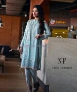 Nadia Farooqi Eid-ul-Azha Dresses 2014 For Girls 3