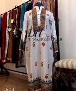 Naureen Arbab Eid Ul Azha Collection 2014 For Women001