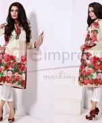 Needle Impressions Eid Ul Azha Collection 2014 For Women 005