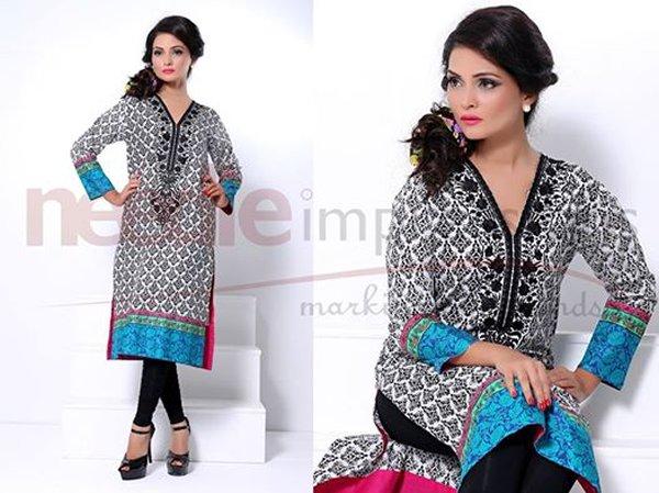 Needle Impressions Eid Ul Azha Collection 2014 For Women