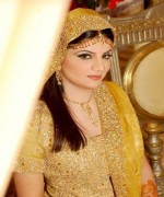 New Bridal Hairstyles 2014 For Mehndi Function 0017
