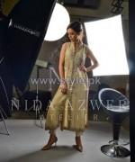 Nida Azwer Wedding Wear Dresses 2014 For Girls 2