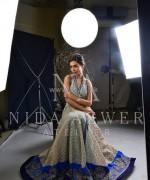 Nida Azwer Wedding Wear Dresses 2014 For Girls 6