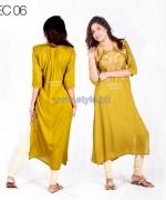 Pinkstich Eid-Ul-Azha Dresses 2014 For Girls 3