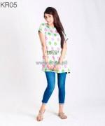 Pinkstich Eid-Ul-Azha Dresses 2014 For Girls 4