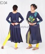 Pinkstich Eid-Ul-Azha Dresses 2014 For Women 6