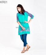Pinkstich Eid-Ul-Azha Dresses 2014 For Women 9