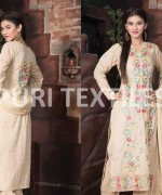 Puri Textile Mid Summer Dresses 2014 For Women 001