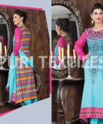 Puri Textile Mid Summer Dresses 2014 For Women 004