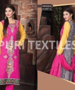 Puri Textile Mid Summer Dresses 2014 For Women 008