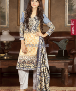 Rashid Textiles Persian Cupro Suiting 2014 For Mid Summer 5