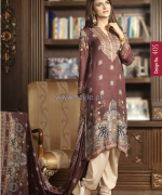 Rashid Textiles Persian Cupro Suiting 2014 For Summer 7