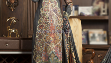 Rashid Textiles Persian Cupro Suiting 2014 For Summer 9